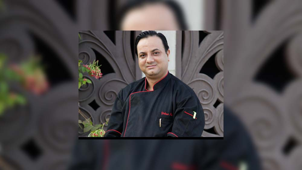 Chef Vikas Pant appointed as Executive Chef at Radisson Blu, Paschim Vihar