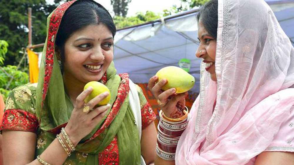 Delhi inaugurates mango festival
