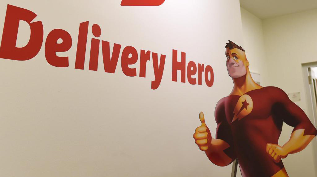 Delivery Hero raises 387 million euros from Naspers