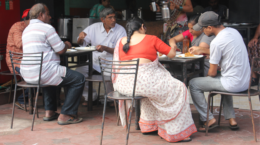 ​Demonetisation hits hard on the face of city-based eateries