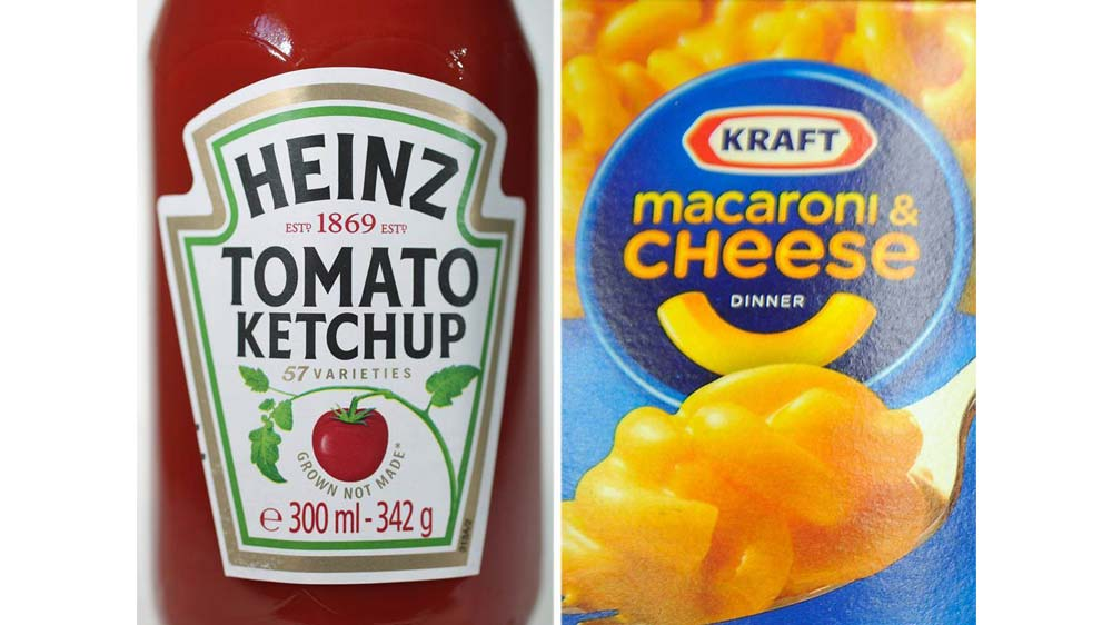 Krafts and Heinz mega merger to become US 3rd largest F&B Company