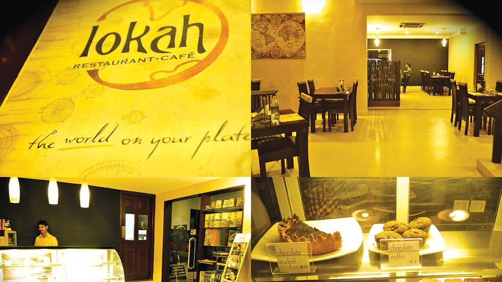 Lokah restaurant to offer global menu