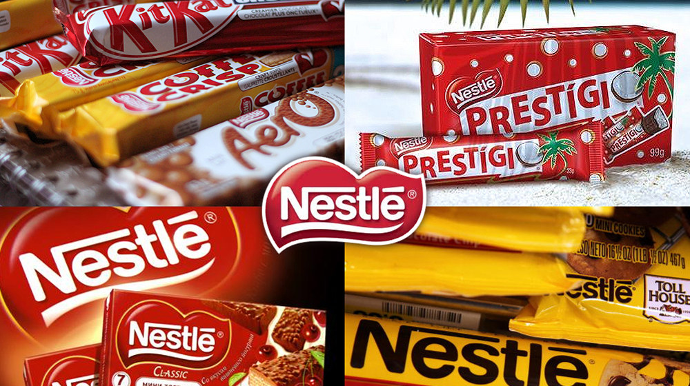 Nestle to cut down sugar by 5% & sodium by 10% by 2020