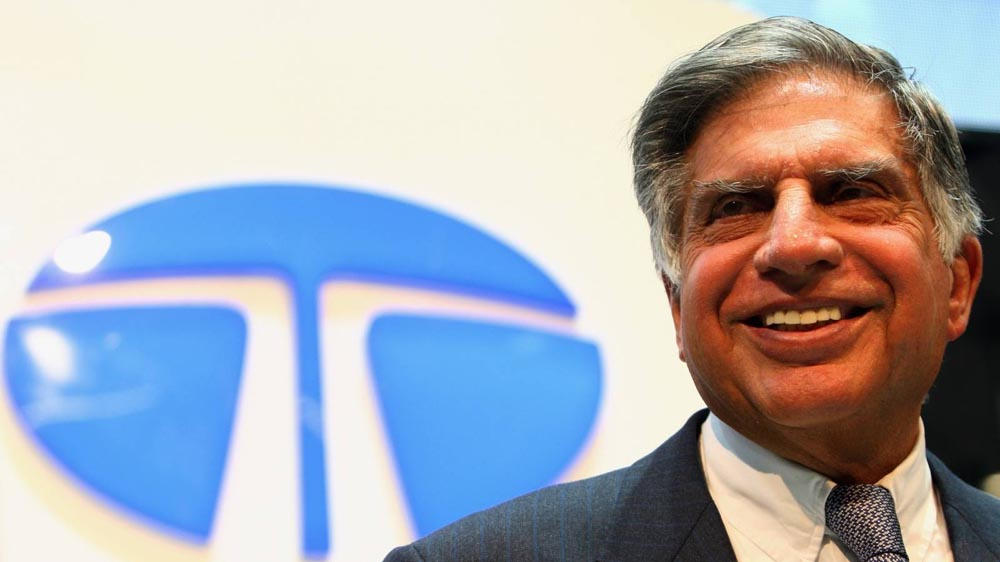 IdeaChakki gets the backing from India's business tycoon Ratan Tata