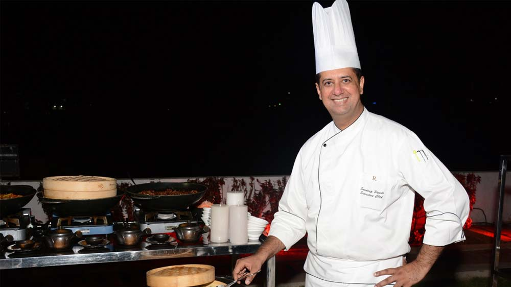 Sandeep Pandey Appointed Exec.Chef