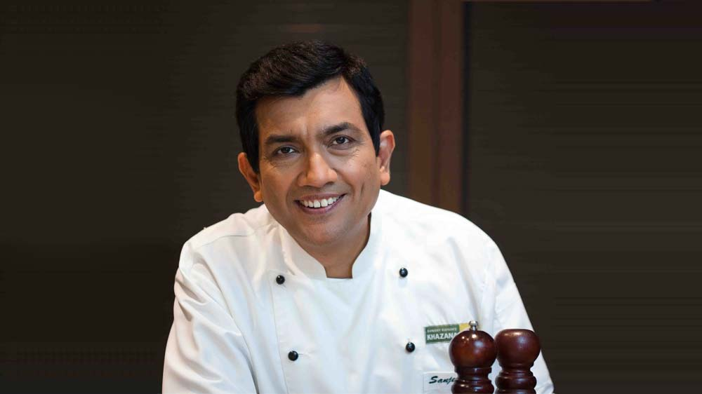 Sanjeev Kapoor to open restaurant in Canada this November
