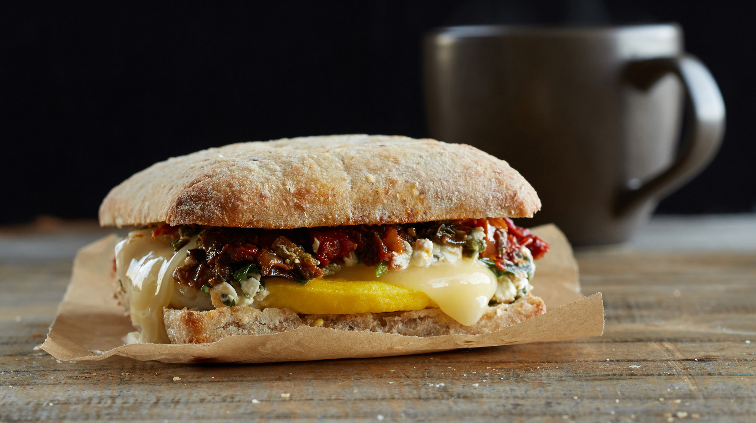 ​Starbucks introduces its first 'gluten-free breakfast sandwich'
