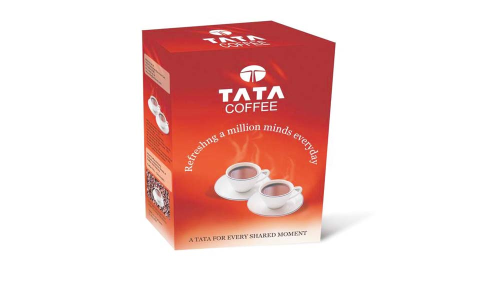 Tata Coffee's net profit declines