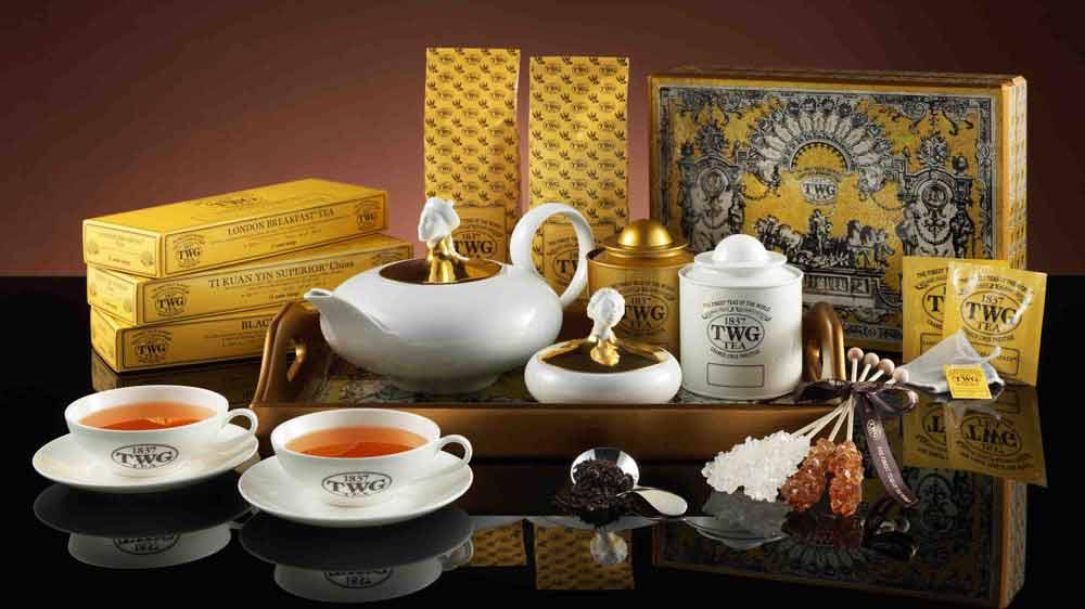 RJ Corp to set up premium tea parlours partnering with TWG Tea