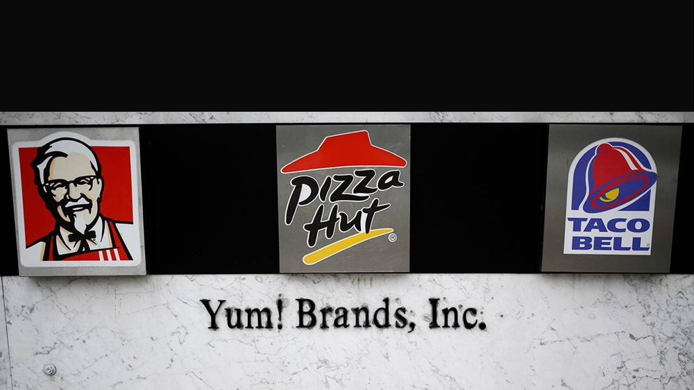 YUM! Brands Sales Rise in India