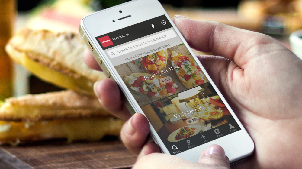 Google Search adds Zomato online ordering functionality