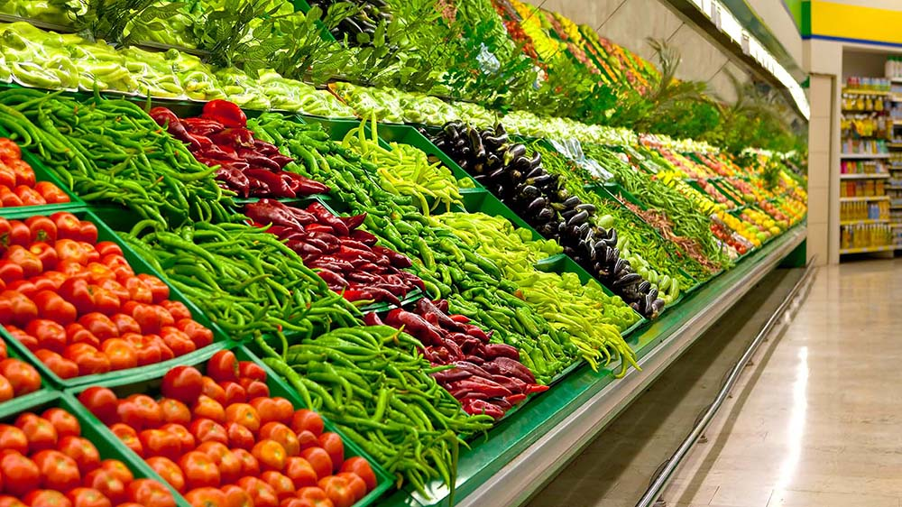 Sikkim To Ban Supply Of Non-Organic Food Items
