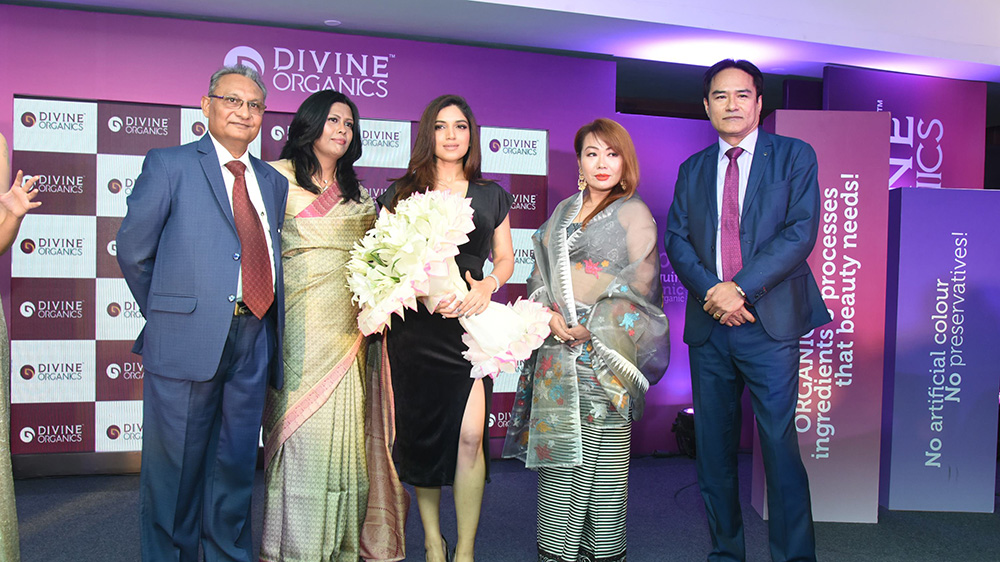 India's first ECOCERT beauty brand Divine Organics launches in Delhi