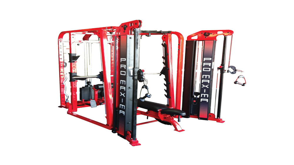 Sportina Exim Introduces Houston Based Fitness Equipment 'ProMaxima' In India