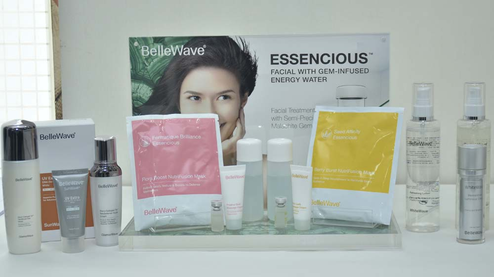 BelleWave Switzerland launched in India for leading Salon Professionals