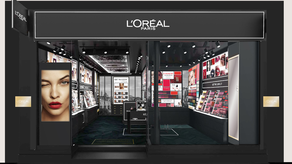 L'Oréal teams up with Facebook and Instagram to bring AR adverts