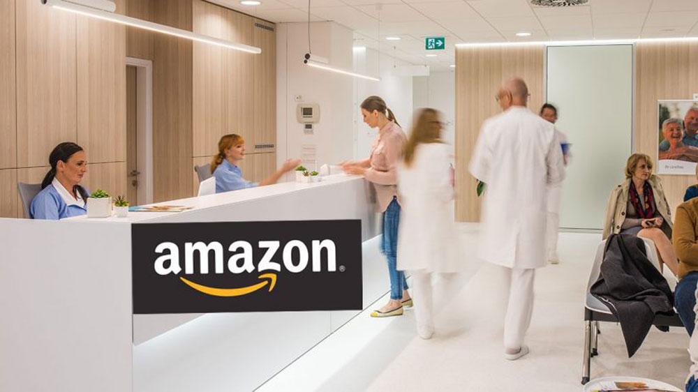 Amazon to open health clinics for employees in Seattle