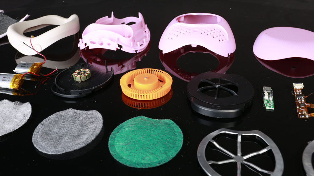 Purelogic Labs India brings out motorized Prana Air Motion Mask