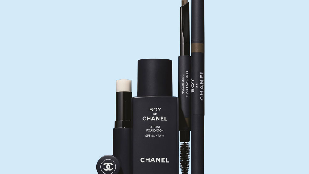 Chanel to launch 'Boy de Chanel', a makeup range for men