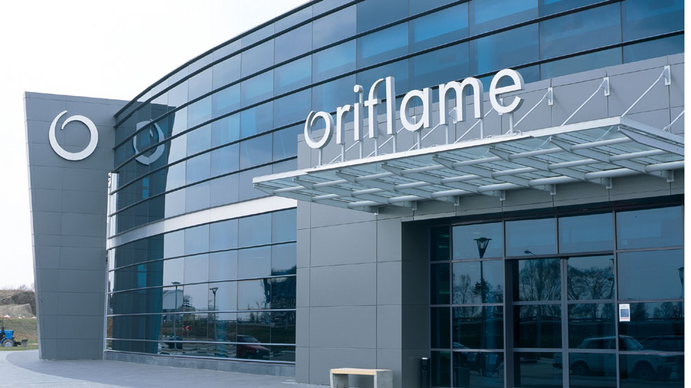 Oriflame to bring a line of skincare products for men
