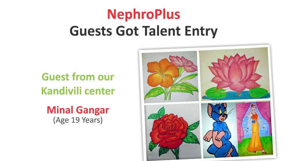 NephroPlus brings a talent show for dialysis patients