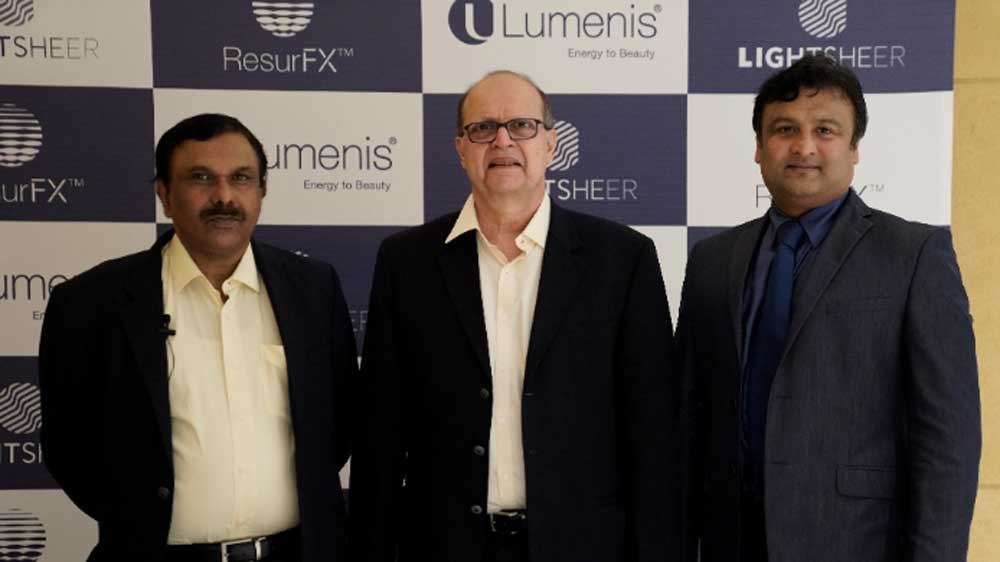 Lumenis India organises the 'GuruKool' workshop aimed at mastering the art of laser treatments in aesthetics