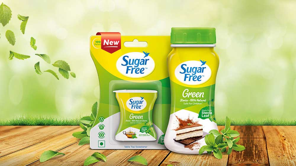 Sugar Free announces the launch of 'Green Veda'