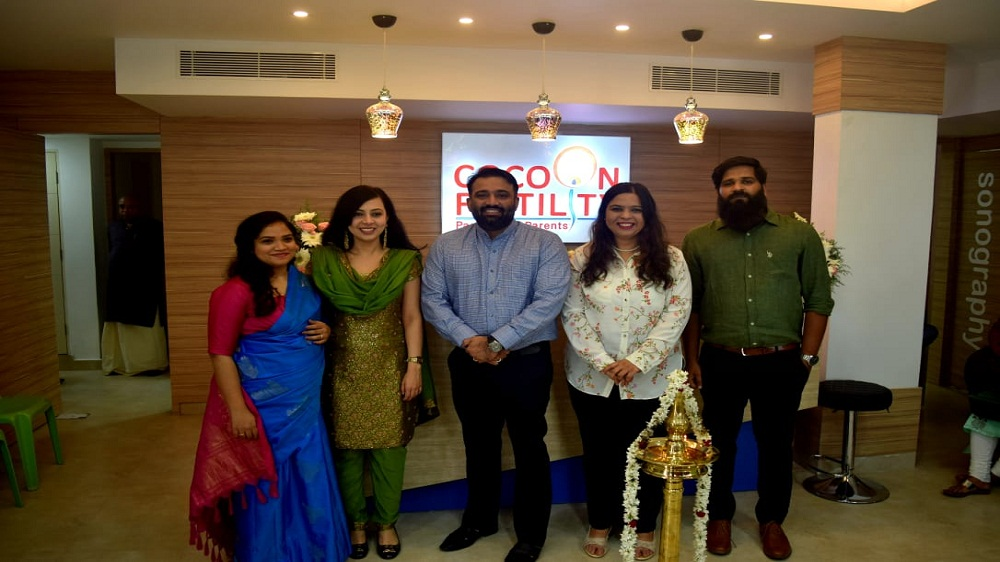 Cocoon Fertility opens its new centre in Kochi