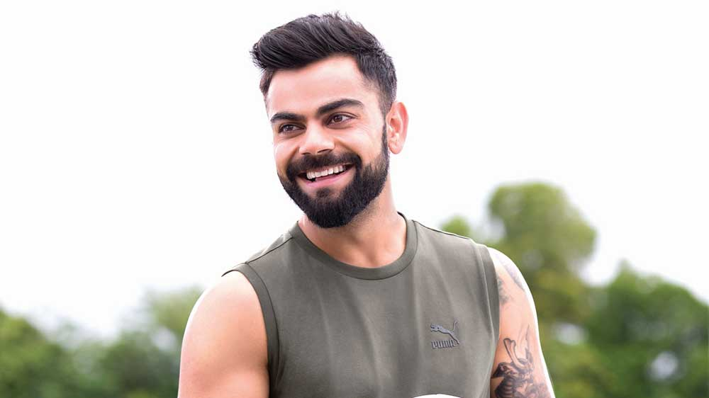 Virat Kohli's athleisure brand One8 launches One8 Fragrances