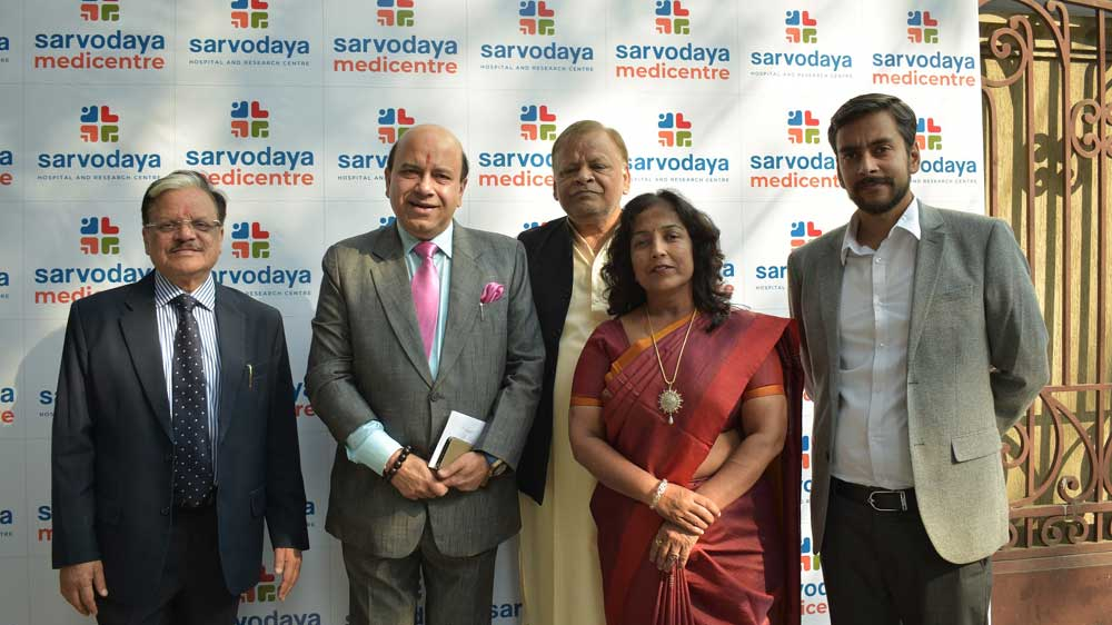 Sarvodaya Opens Daycare Centre for Cancer Patients in South Delhi