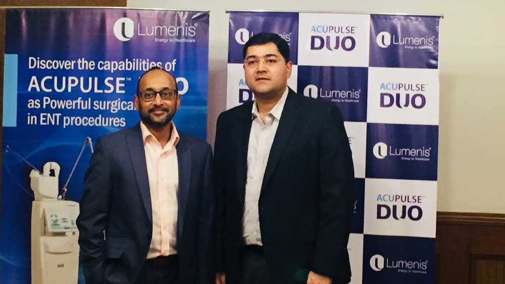 Lumenis India, Tata Memorial Hospital organize workshop for otolaryngologists