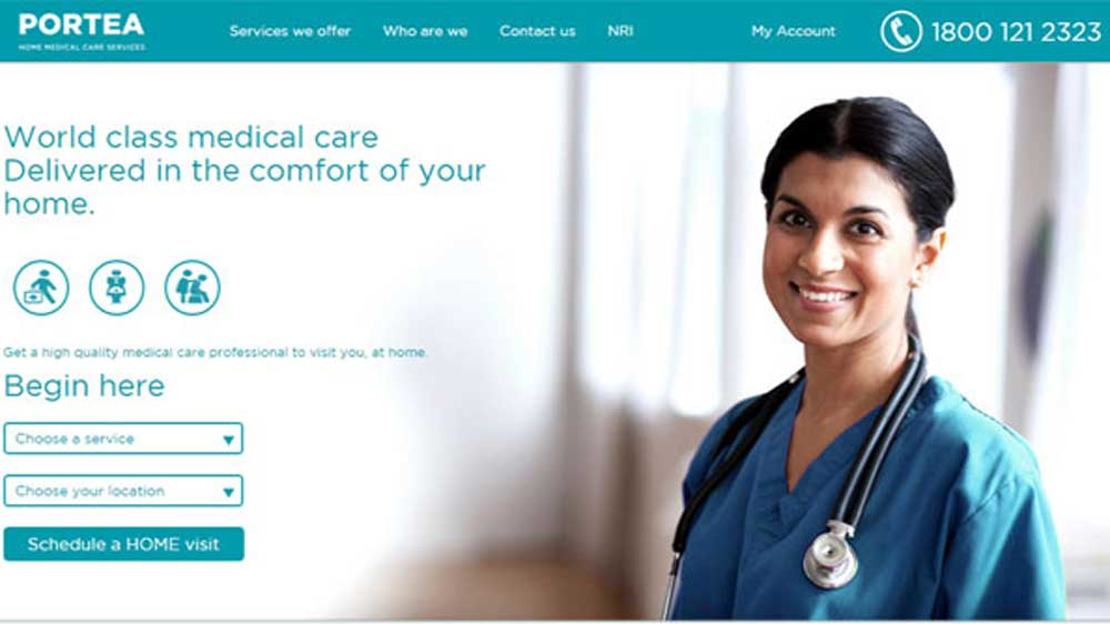 Alteria Capital invests Rs 25 crore in Portea Medical parent