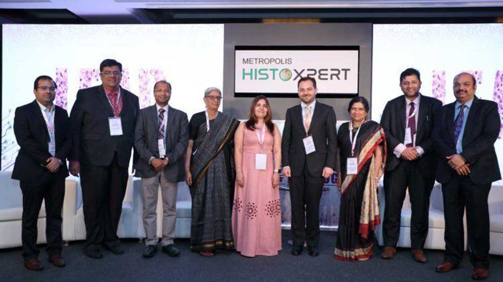 Metropolis HistoXpert Digital Diagnostic solution introduced in India