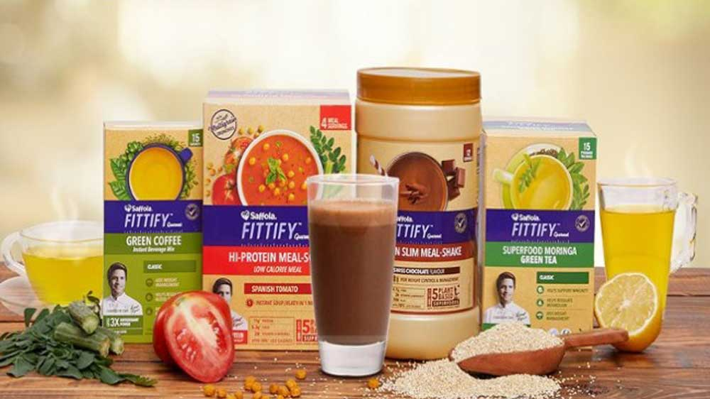 Marico launches healthy products range under Saffola Fittify Gourmet brand