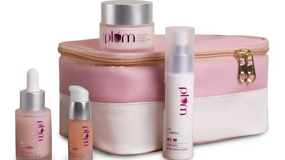 Vegan Beauty Brand Plum brings new range of anti-ageing products