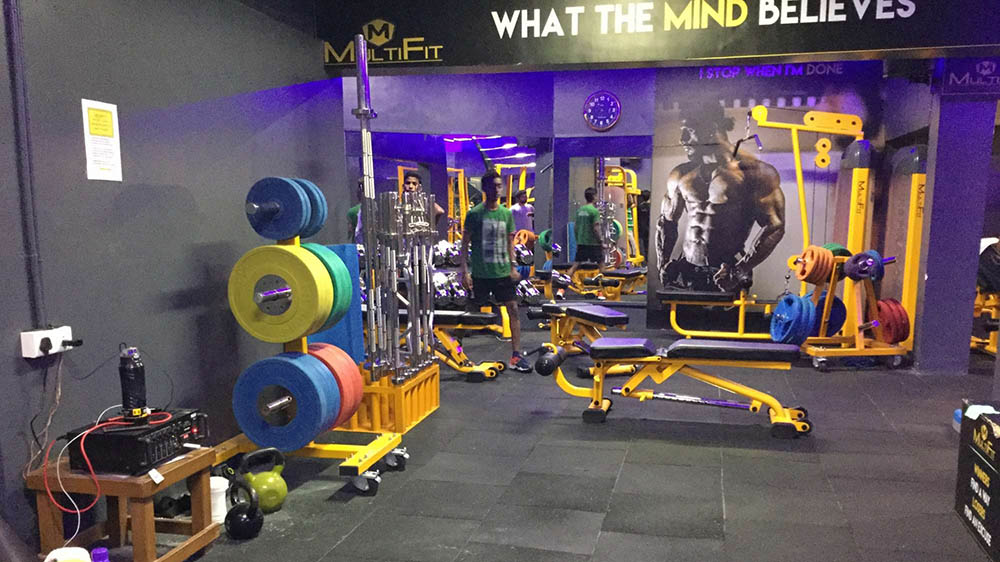 MultiFit unveils its second studio in Hyderabad