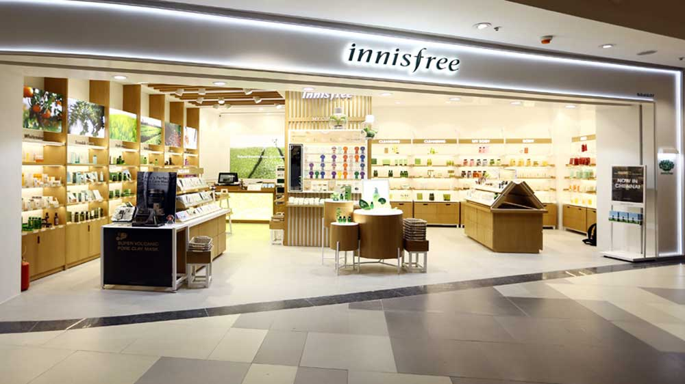 innisfree to open its 1st store in Hyderabad
