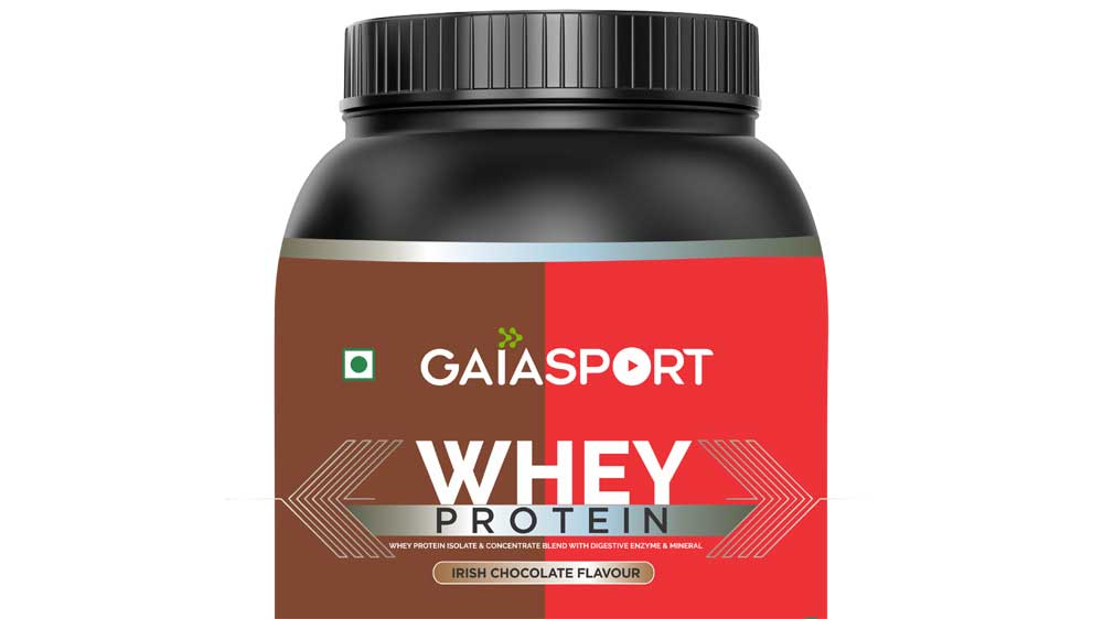 Leading Health And Wellness Brand Gaia Launches Whey Protein