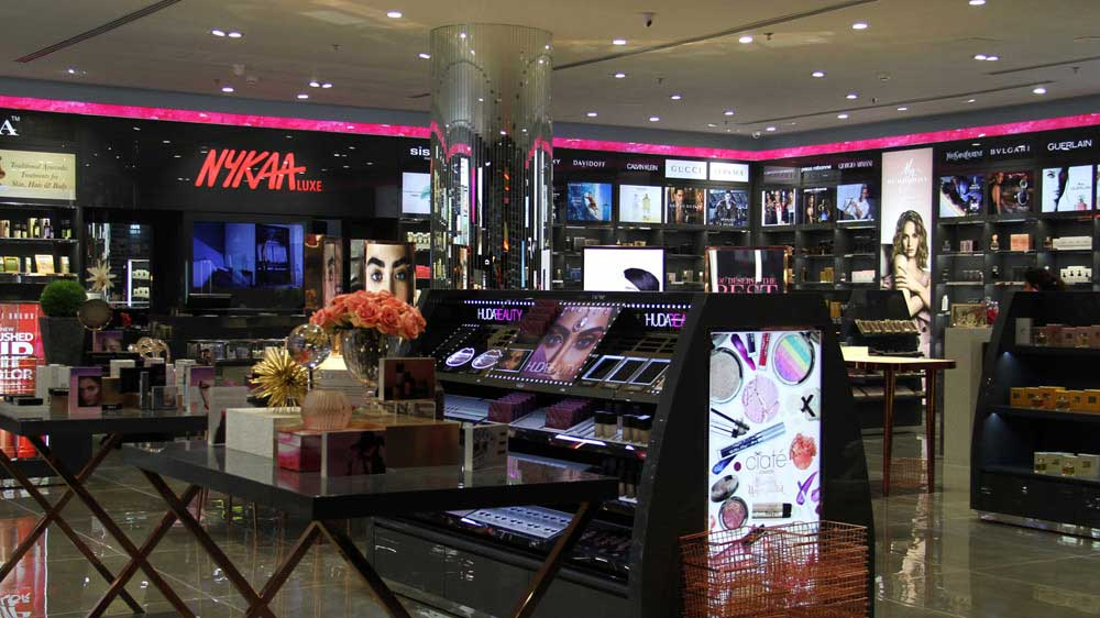 Nykaa aims to have 180 stores across India in 5 years