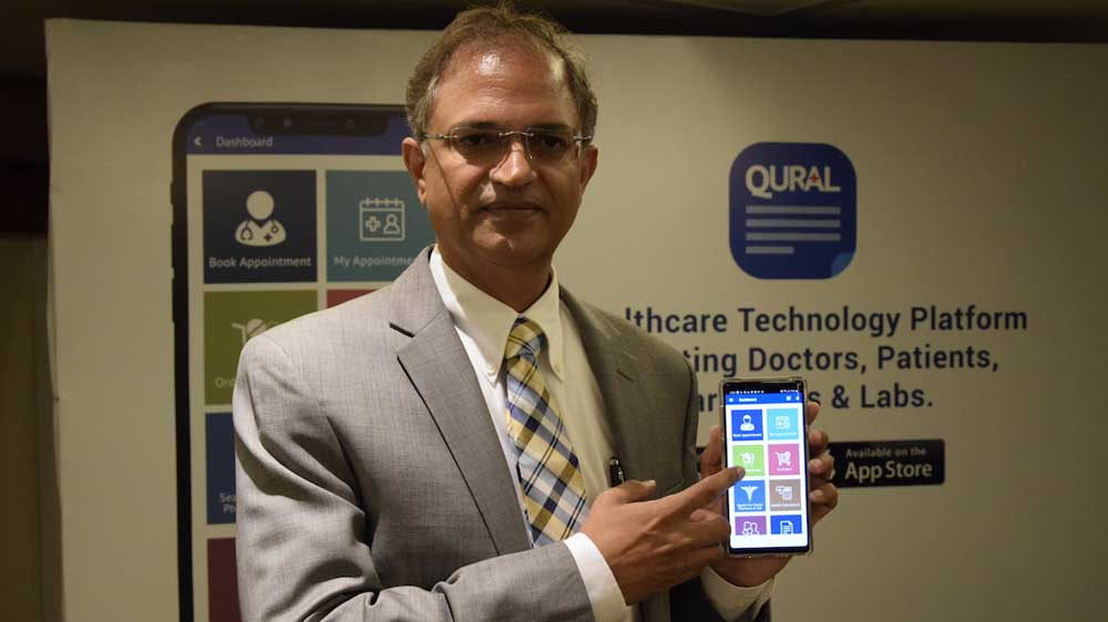 Saince HealthTech plans India expansion through its healthcare platform Qural