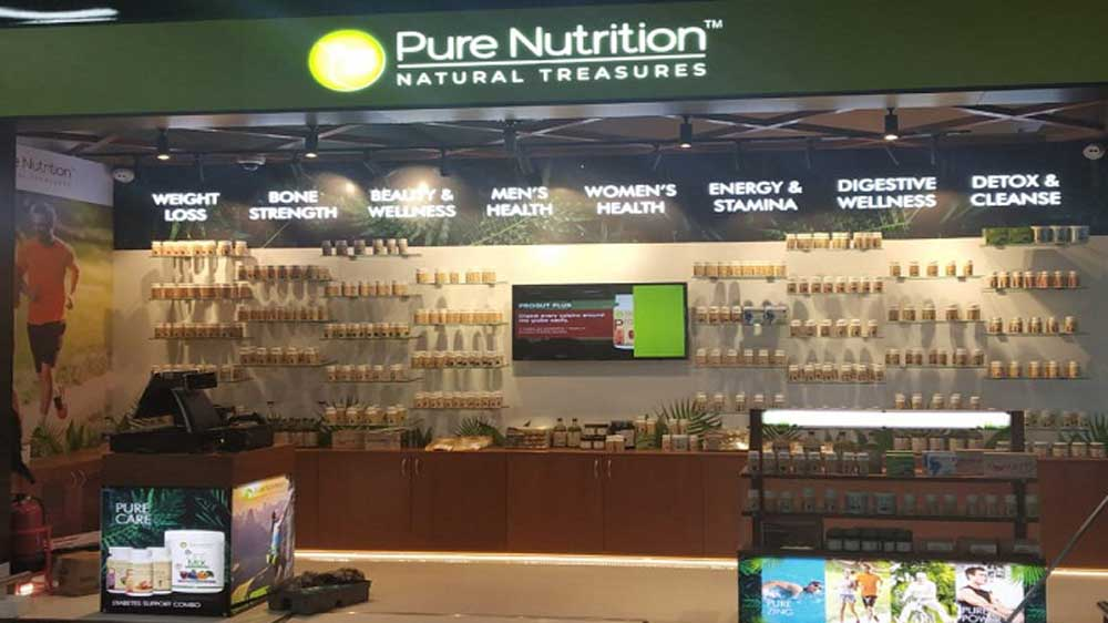 Pure Nutrition announces new store opening at Delhi IGI Airport