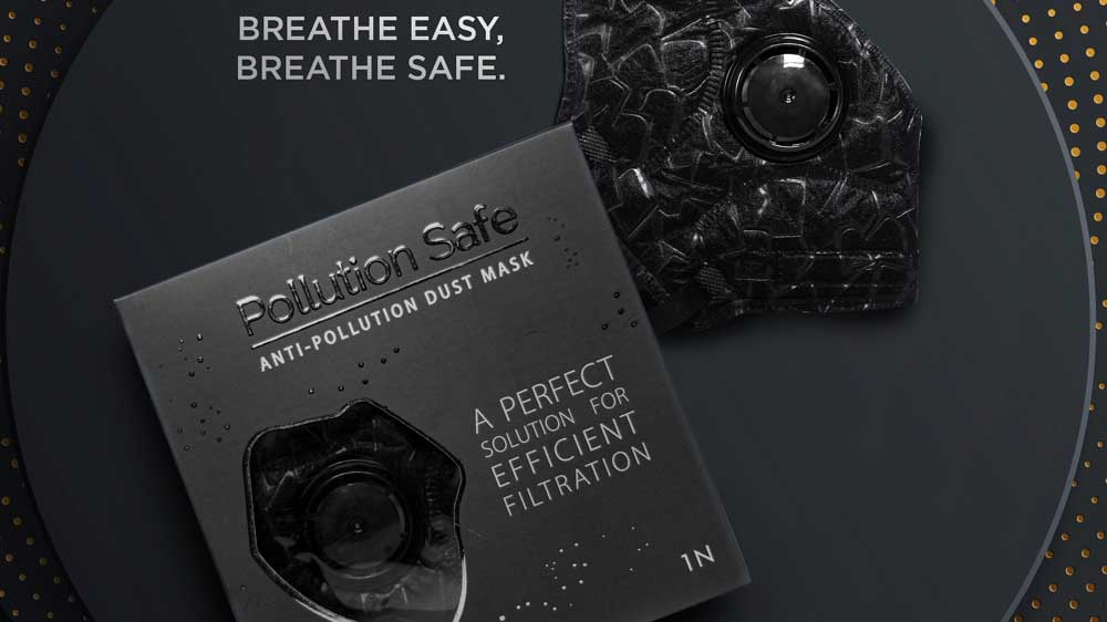 Pee Safe launches Pollution Safe Anti-Pollution Dust Mask to address rising issue of air pollution