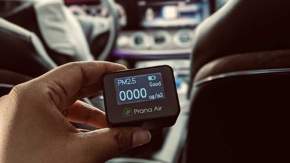 Prana Air launches India's most accurate Pocket Monitor for PM2.5 levels