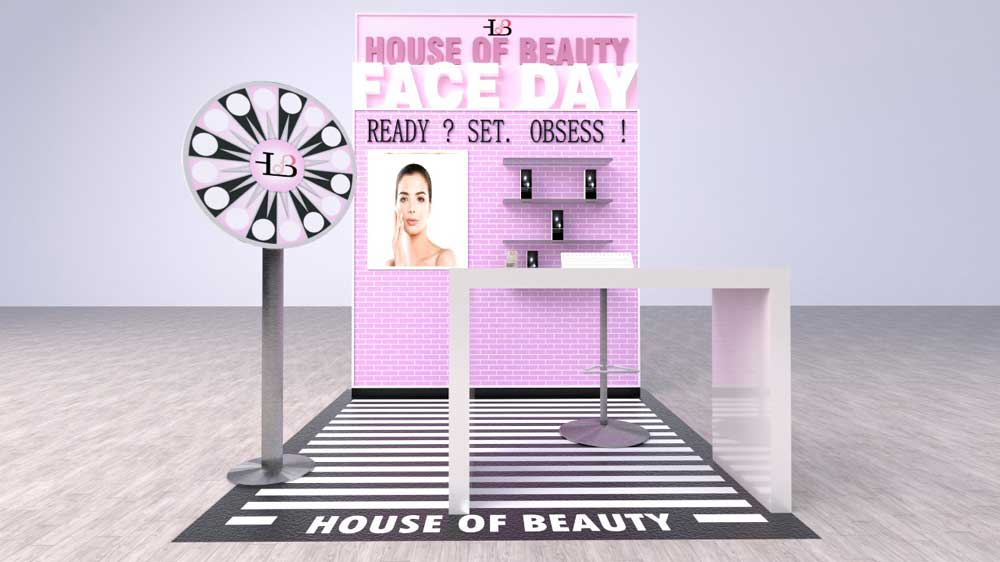 House Of Beauty launches Face Tools at Select City Walk, New Delhi