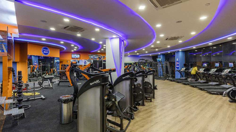 Plus Fitness opens another club in India in Mumbai Central