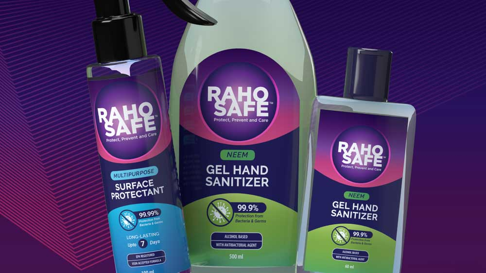 Pee Safe brings new range of hygiene products under Raho Safe