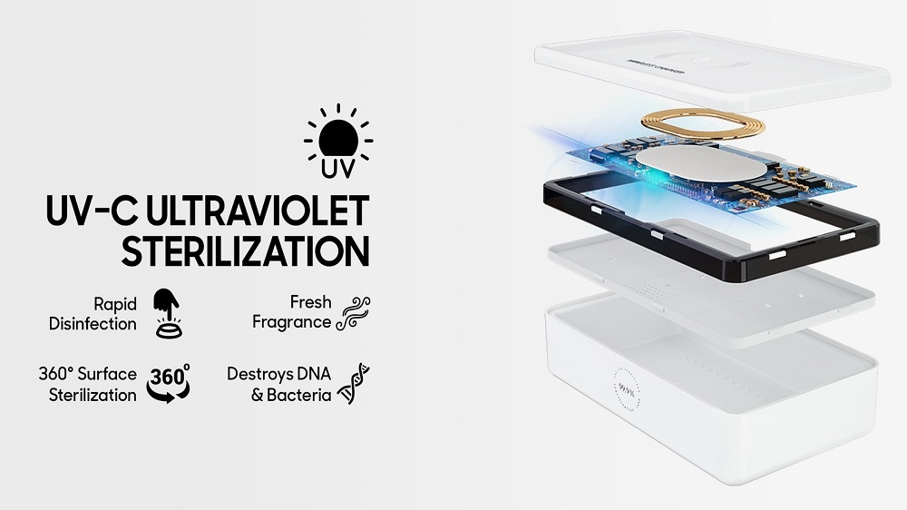 India's 1st portable multi-functional UV Sterilizer launched by DailyObjects