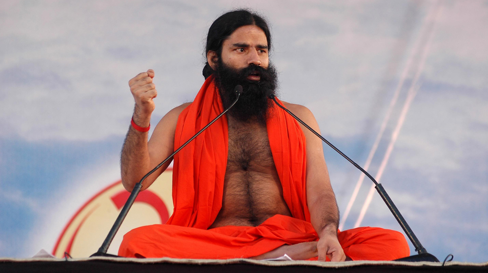 ​Controversy clouds over Baba Ramdev's Nepal project investment