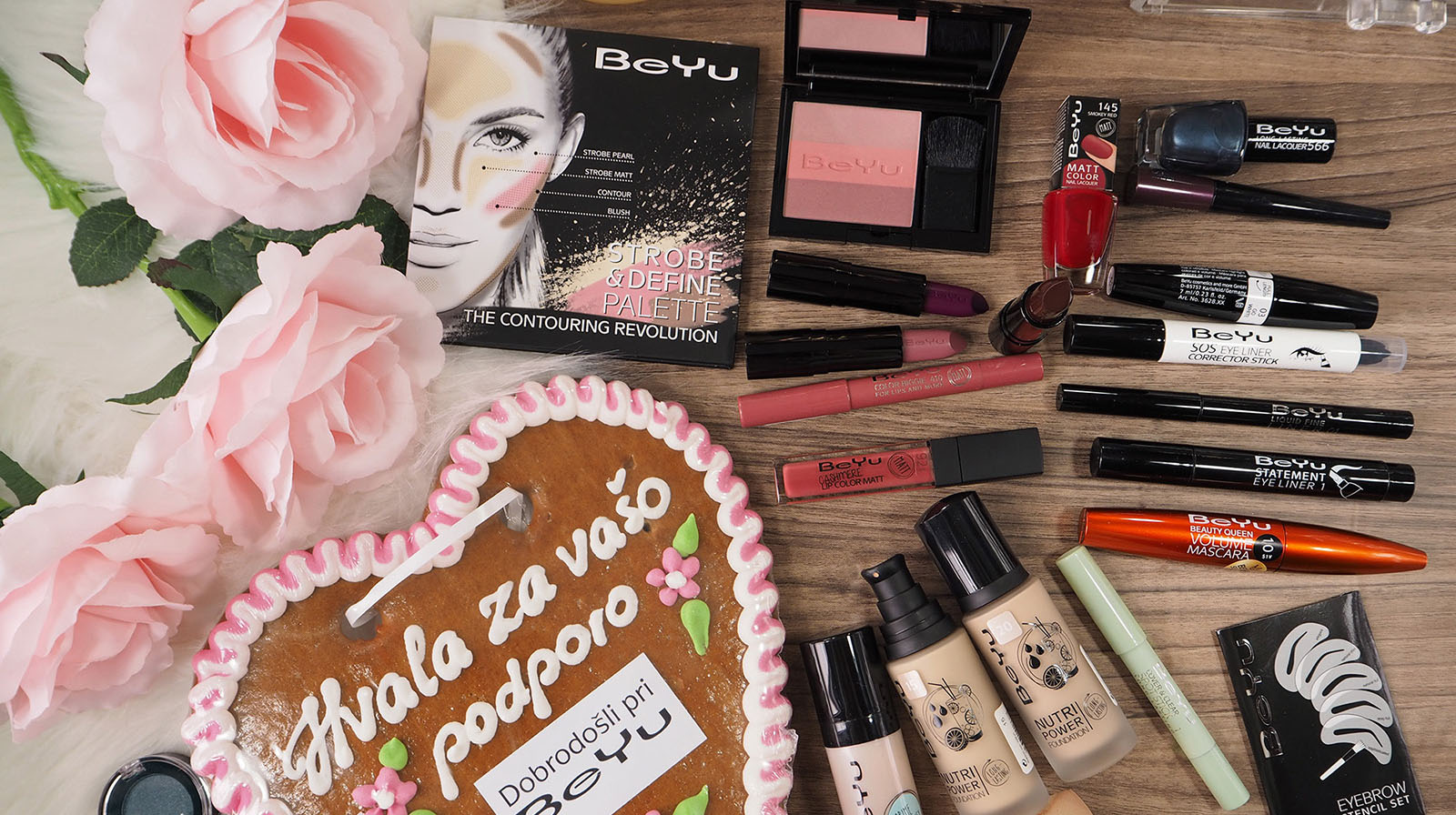 ​German color cosmetics brand BeYu launches first kiosk in New Delhi