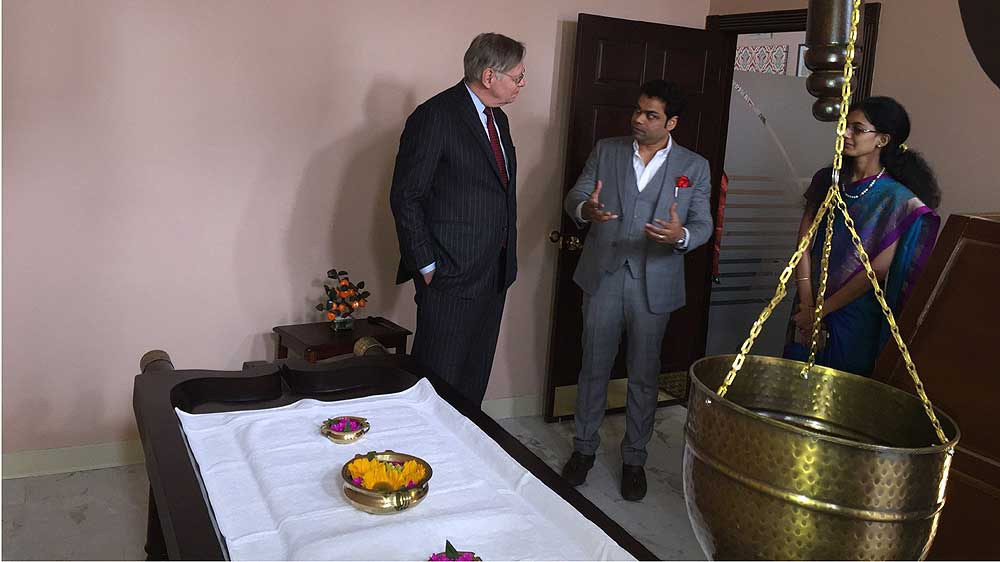 Kairali Ayurveda Group opens first Holistic Wellness Centre & Spa in USA